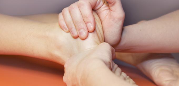 Disturbi specifici di caviglia e piede