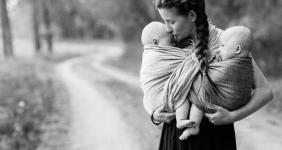 Babywearing – incontro informativo sul portare in fascia